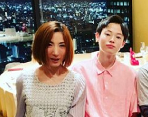 窪塚洋介さんの前妻・のんちゃんと息子の窪塚愛流