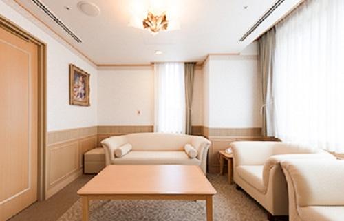 山王病院の病室②