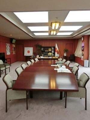 農水省の大臣室