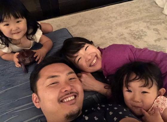 こんまり(近藤麻理恵)の家族