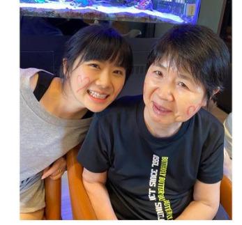 福原愛と母親・千代②