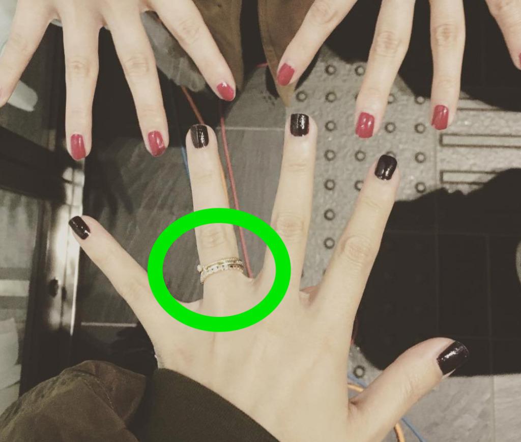 MIKIKO先生の指輪②