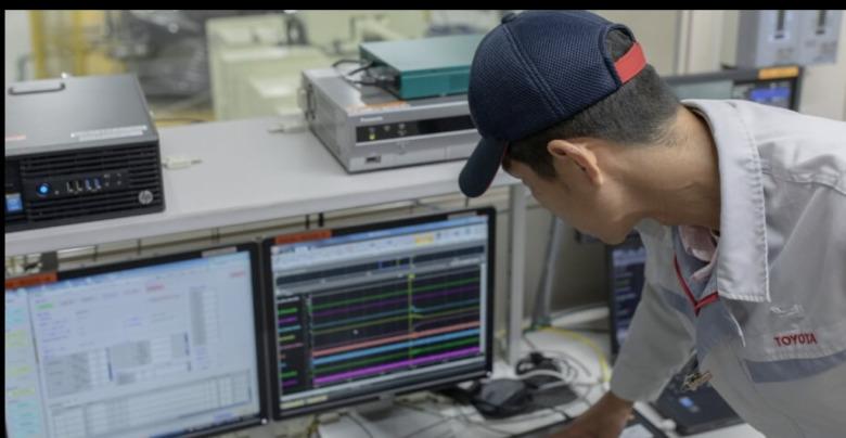 電子制御技術部(トヨタ)
