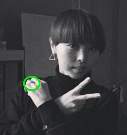 MIKIKO先生の指輪③