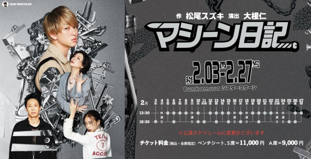 マシーン日記オフィシャルサイト