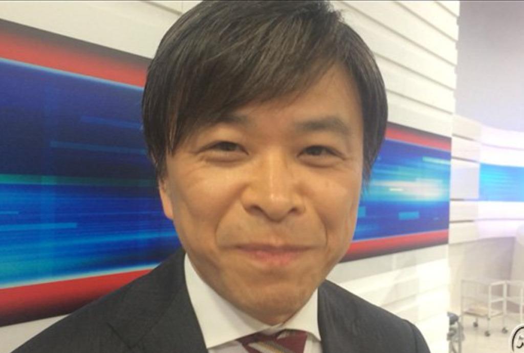 武田真一アナウンサー