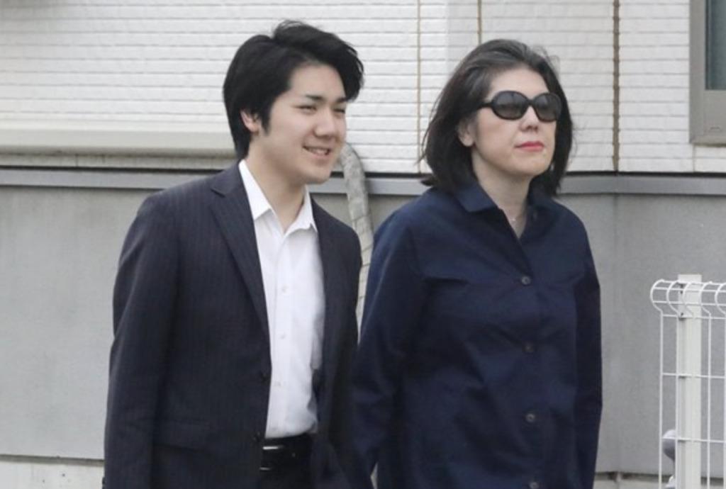 小室圭さんと母親の佳代さん