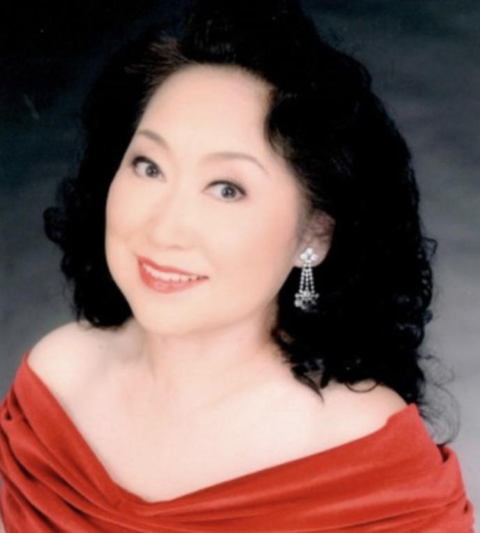 オペラ歌手の松崎乃里子