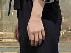 森川夕貴のブレスレット②
