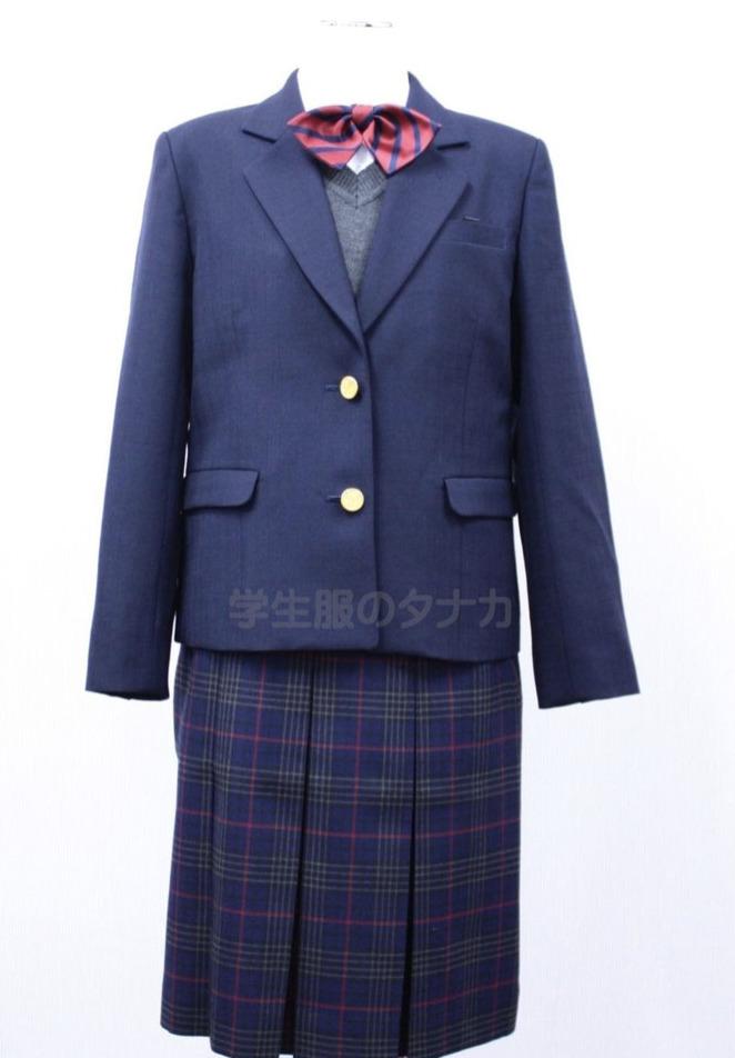 札幌市立北陽中学校の制服