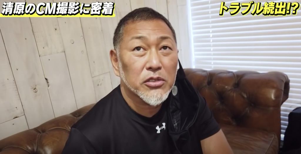 清原和博さんのYouTubeチャンネル「清ちゃんスポーツ」