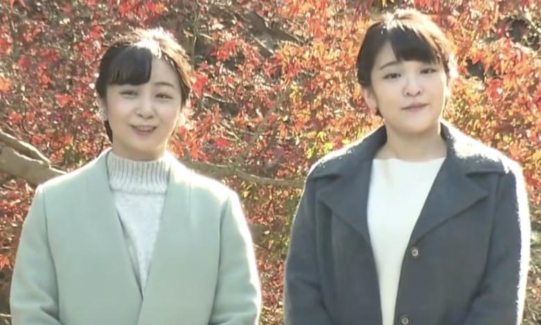 佳子さまと眞子さま