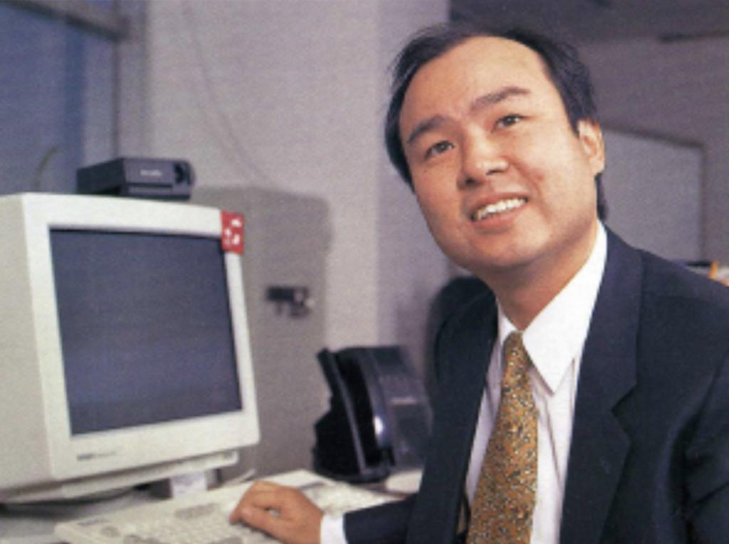 孫正義、帰国後にソフトバンク創設