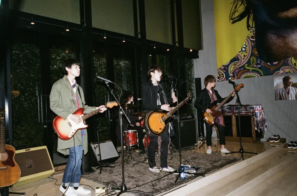 小山田米呂が中学時代に組んでいたバンド