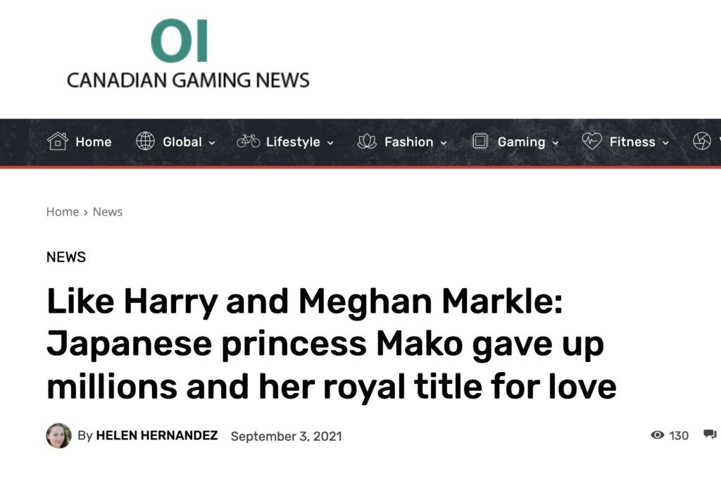 Canadian Gaming News
